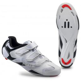 Cipő NORTHWAVE ROAD Sonic 2 , 46 fehér-fekete - 1 pár