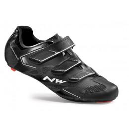 Cipő NORTHWAVE ROAD Sonic 2 , 42 fekete - 1 pár