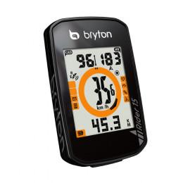 Computer BRYTON RIDER 15E GPS csak komputer, fekete